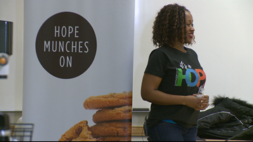 Junita's Jar uses cookies to spark conversations about intimate partner violence