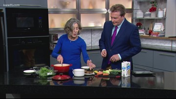 Chef Beth Dooley shares comfort food classic