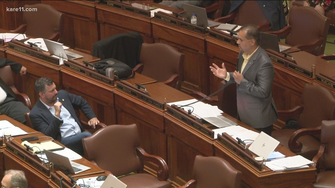 GOP filibuster drags down Minn. House session