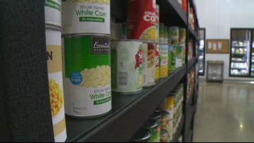 Shutdown could drive more people to food shelves