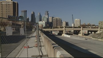 I-35W weekend closure moves freeway project into next phase