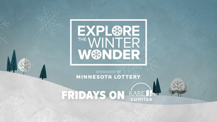 Explore the 'Winter Wonder' each week on KARE 11 Sunrise