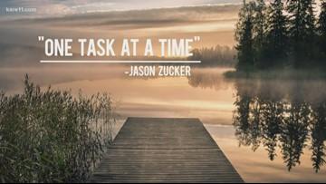 Monday Refresh: Jason Zucker, MN Wild Forward