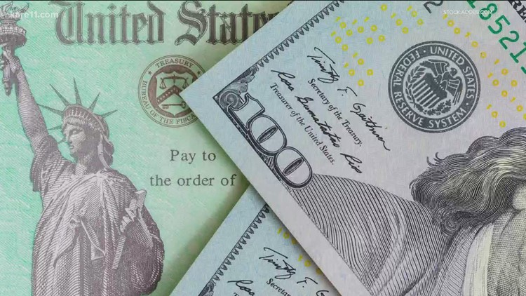 Senate bill would reduce number of Americans who qualify for $1,400 stimulus payments