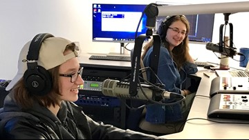 After dad's death, daughters start radio show to play his music