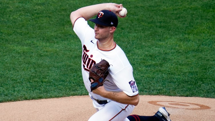 Ober wins 1st, Kepler hits 2 homers, Twins top White Sox