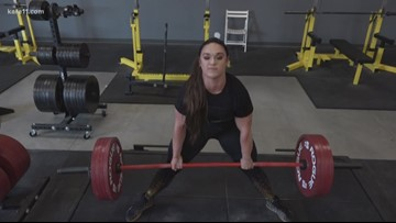 Women 'Crushing It' Wednesday: Amanda Lawrence