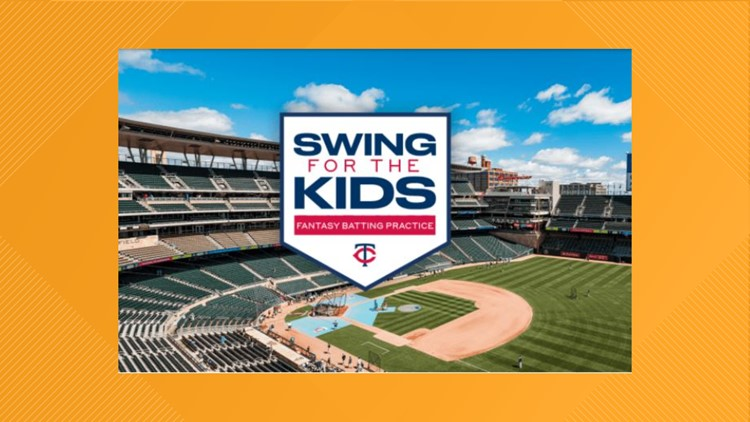 Swinging for the fences: Twins fantasy batting practice raises funds for community projects
