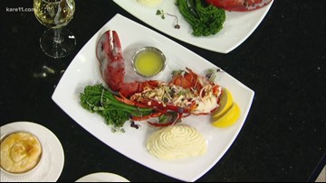 Nicollet Island Inn celebrates end of holiday season with Lobster Week.