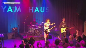 Local band Yam Haus releases newest song 'The Thrill'