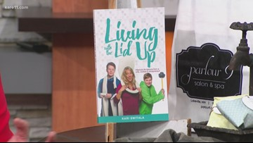 "Local author ""Living With The Lid Up"" encourages moms everywhere to