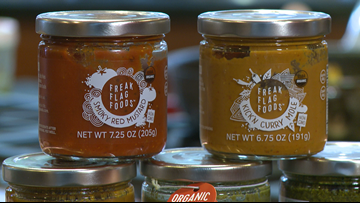 'Freak Flag Foods' inspires creativity in the kitchen