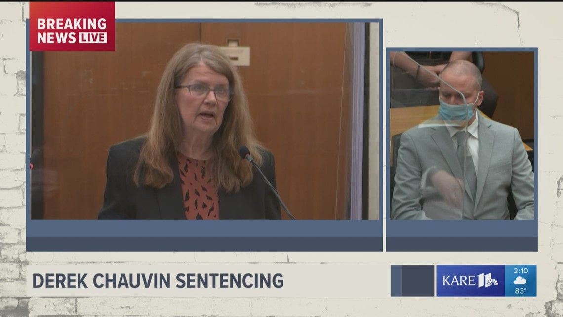 Derek Chauvin's mother says he is innocent, and 'not a racist'