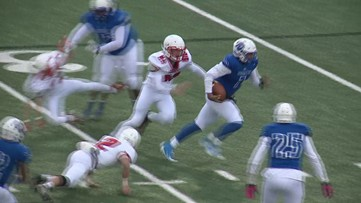MPLS North 56, St. Agnes 0