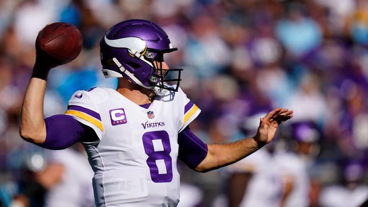 Week 6: Minnesota Vikings at Carolina Panthers