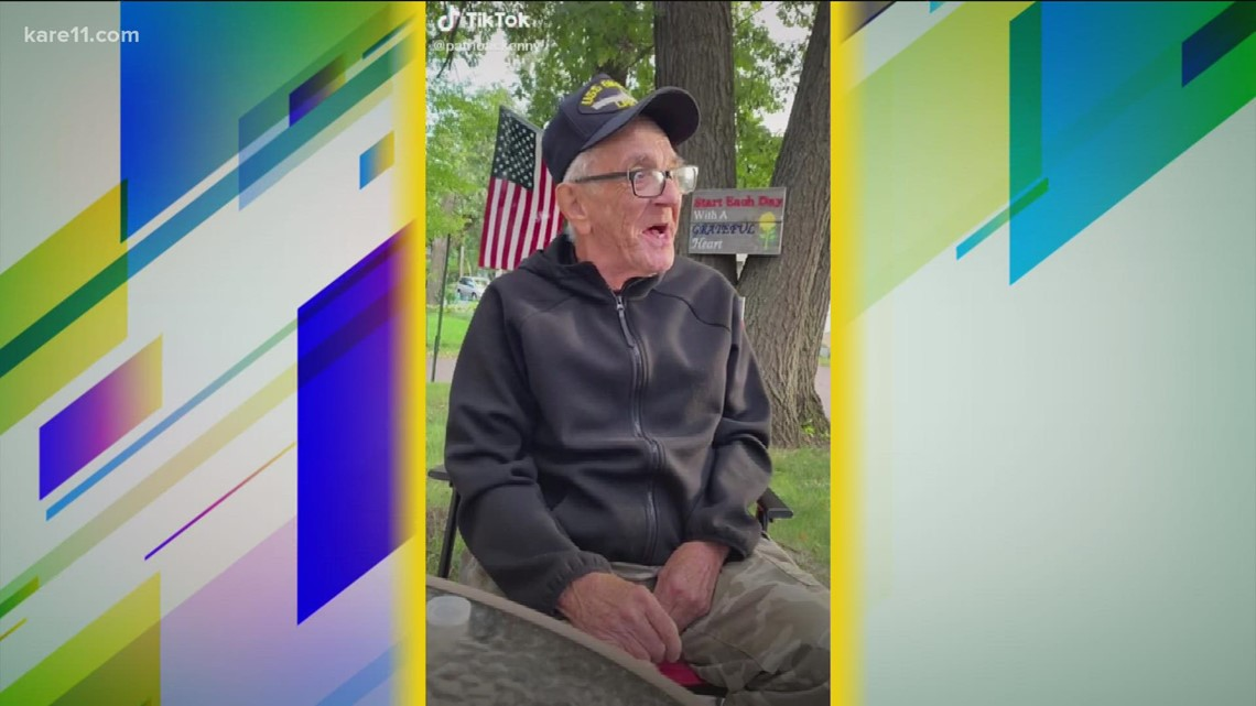 TikTok star & Navy veteran Kenny Jary to pay it forward for other vets