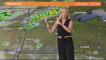 Morning weather 8-17-2019