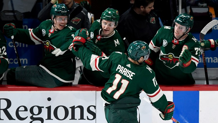 Wild releases 2019-20 regular season schedule