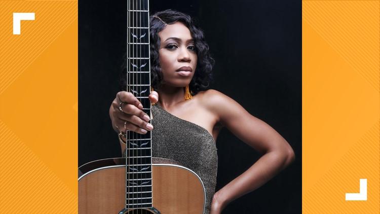 Carolyne Naomi joins KARE 11's 'MN Bands Together' summer concert series
