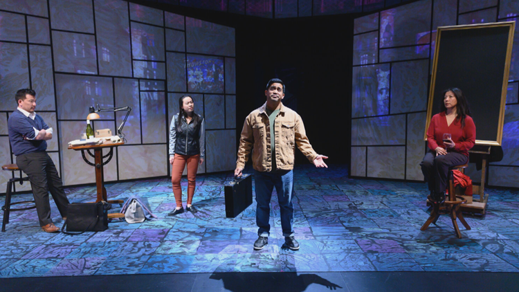 Theater Mu tackles the pandemic and anti-Asian hate