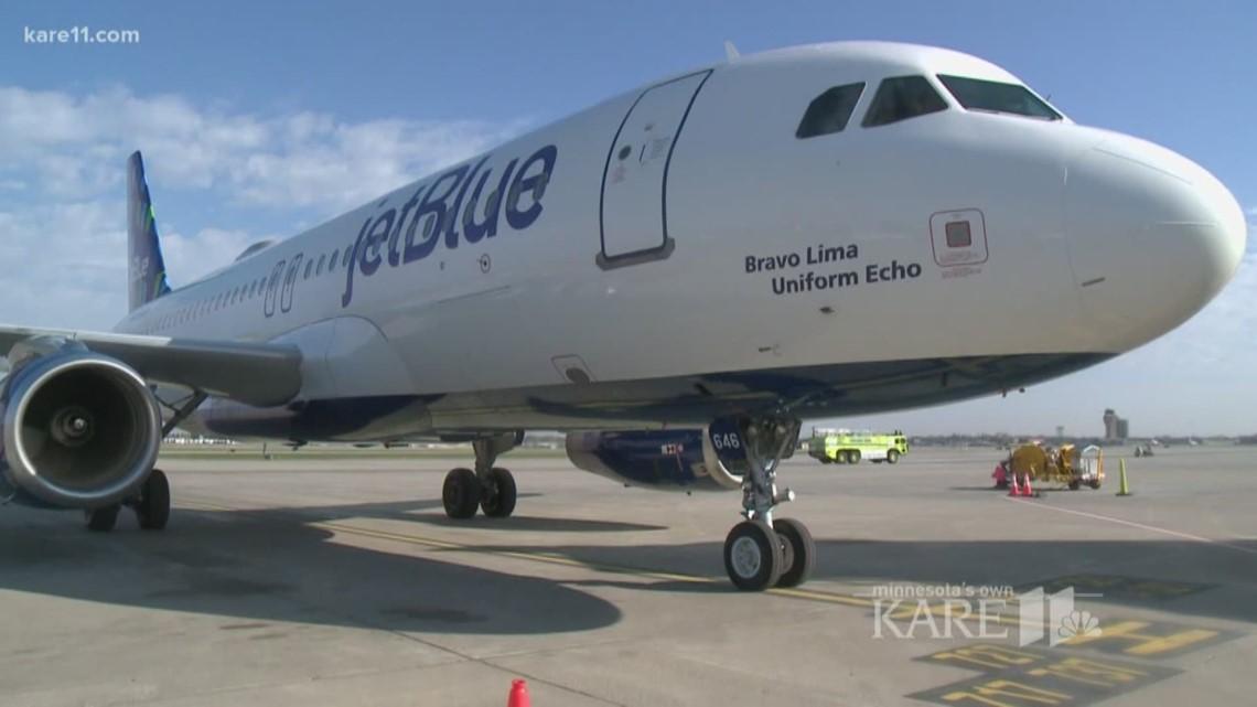 Flight diverted to MSP Airport after in-flight passenger disturbance