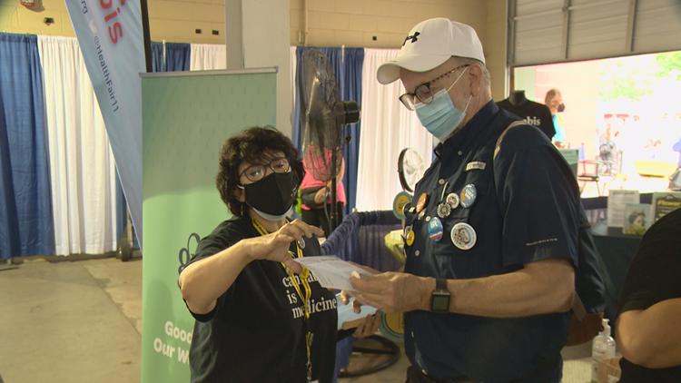 Health Fair 11 at the Fair: Medical cannabis