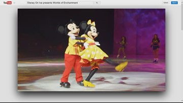 Disney On Ice: Worlds of Enchantment features MN skaters