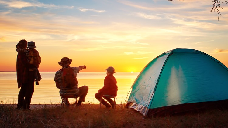 DNR resumes hands-on program to teach camping, paddling, mountain biking skills