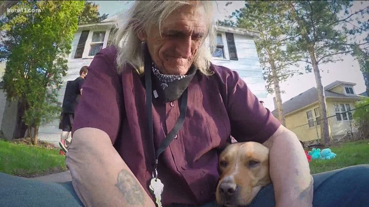 Missing therapy dog found in St. Paul, woman arrested