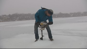 Exploring the winter wonder of ice fishing
