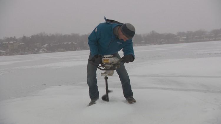 Exploring the winter wonder of ice fishing