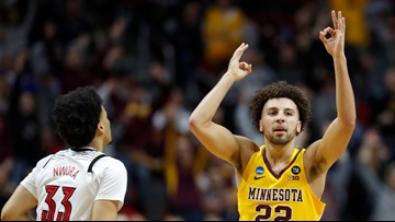 Gophers beat Louisville, up next Michigan St.