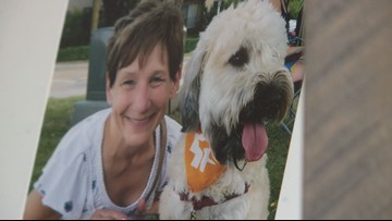 Richfield woman warns dog owners of deadly infection