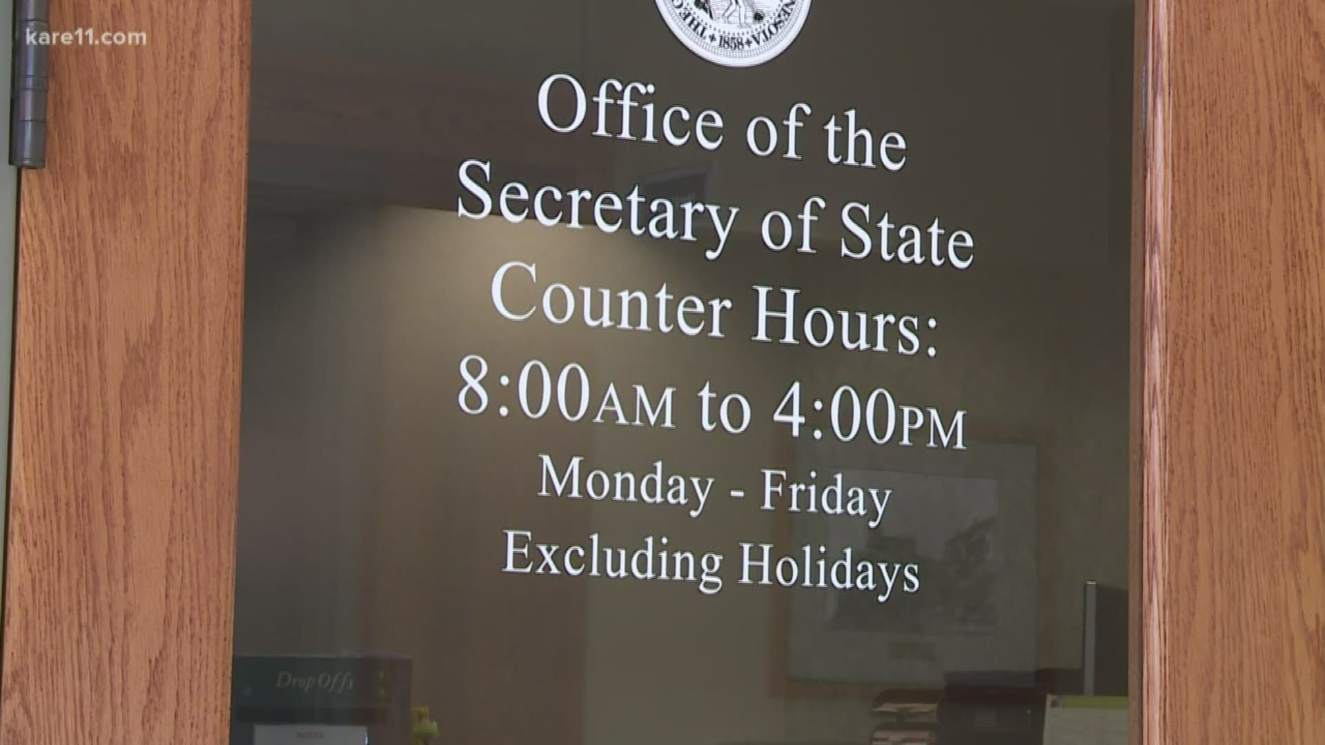Mn Secretary Of State Attorney General S Offices Warn Of Apparent Scam Kare11 Com