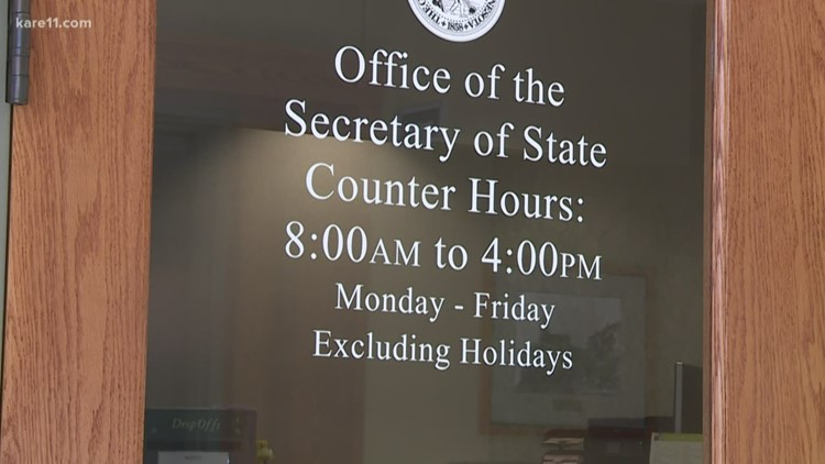 MN Secretary of State, Attorney General's offices warn of 'apparent scam'