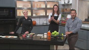 KARE in the Kitchen: Healthy Halloween treats