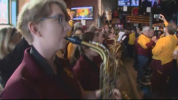Second wave of Gopher fans will head to Des Moines