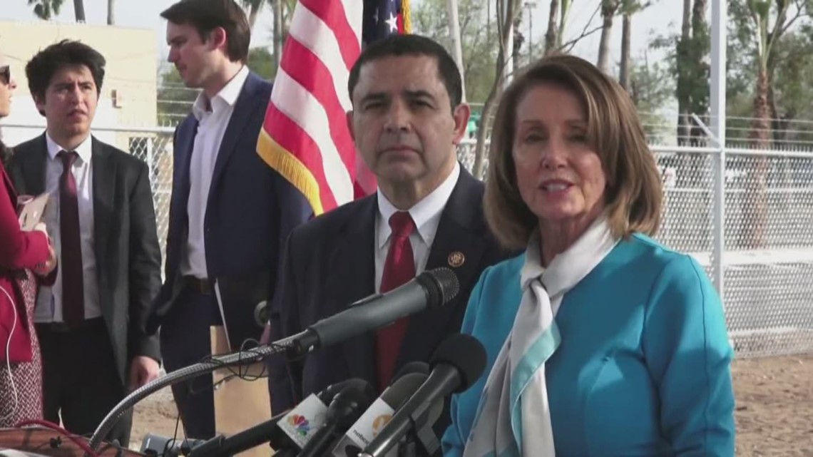 Border Patrol agent spouse implores Speaker Pelosi to reconsider border wall for agent's sake