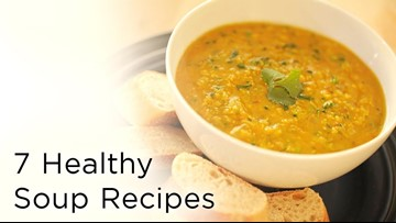 7 Easy Healthy Soup Recipes