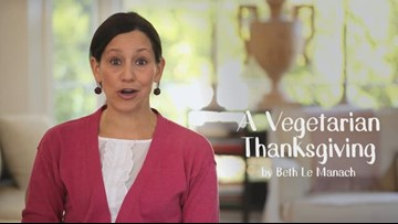 Beth's Vegetarian Thanksgiving Feast