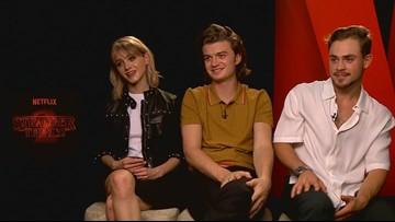 Meet three actors behind the phenomenon of 'Stranger Things'