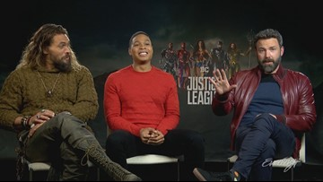 'Justice League' star Jason Momoa reveals funny fart blooper