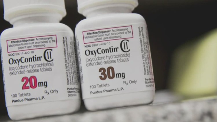 Purdue Pharma reaches tentative settlement with 27 states