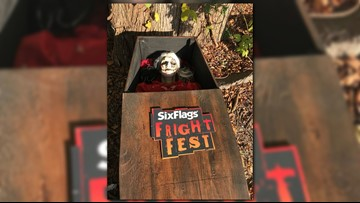 45,229 people want to spend 30 hours in a coffin at Six Flags