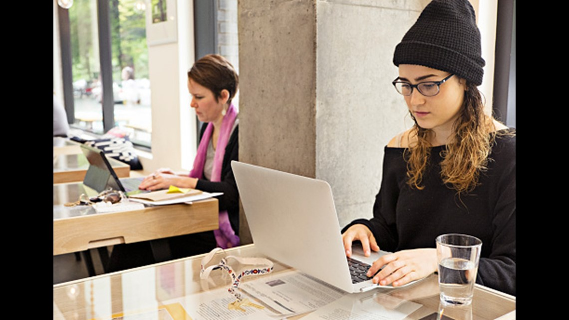 Millennials: We aren't lazy. We're workaholics