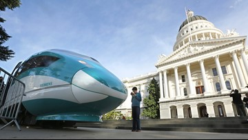President Trump wants California to pay back billions for bullet train