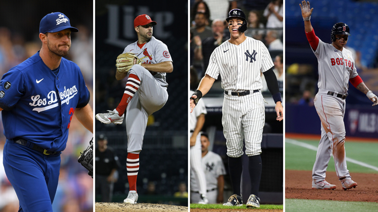 MLB playoffs 2021 schedule; preview; ranking all playoff teams
