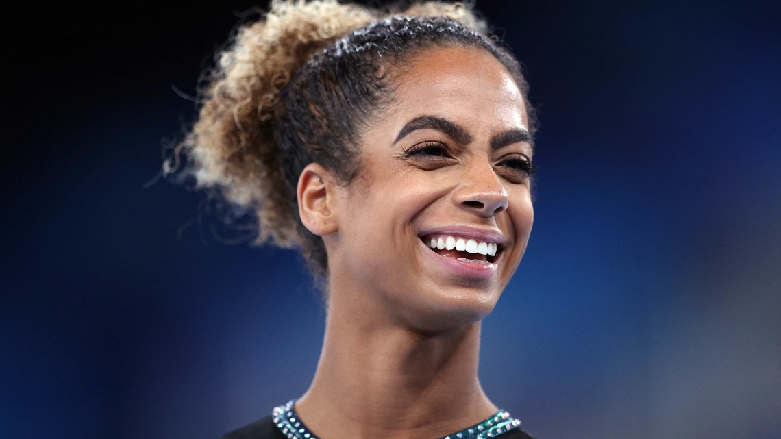 Jamaican gymnast competes for 11 seconds, fulfills the dream of a lifetime