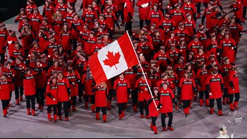 Canadian Olympic athlete, coach fined for drunkenly taking car in Pyeongchang