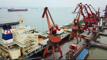 Winners and losers in the China-US tariff spat